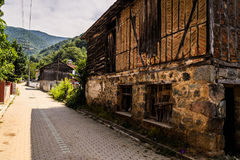 Vita rurale in Turchia Immagine Stock