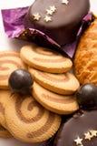 vita sötsaker Fotografering för Bildbyråer