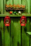 Vita sull'azienda agricola Fotografie Stock