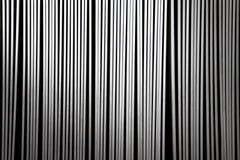 vita svarta stipes för abstrackt Royaltyfri Fotografi
