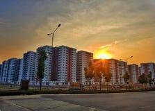Vita urbana immagini stock libere da diritti