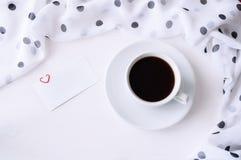 vita valentiner för st för bakgrundsdaghjärta Royaltyfri Foto