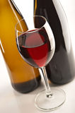 vita wines för livstidsred fortfarande Fotografering för Bildbyråer