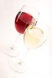 vita wines för livstidsred fortfarande Royaltyfri Bild