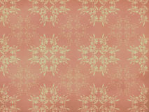 Vitage flourish pattern background Royalty Free Stock Photo