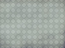 Vitage flourish pattern gray background Stock Photography
