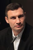 Vitali Klitschko Royalty Free Stock Photography