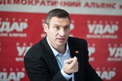 Vitali Klitschko Royalty Free Stock Image