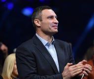 Vitali Klitschko Royaltyfri Fotografi