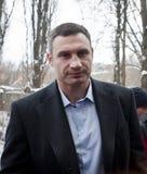 Vitali Klitschko Fotografia Stock Libera da Diritti