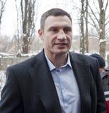 Vitali Klitschko Immagine Stock Libera da Diritti