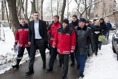 Vitali Klitschko Fotografía de archivo