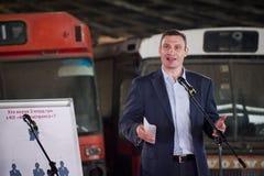 Vitali Klitschko Stock Photo