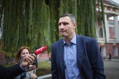 Vitali Klitschko Royalty Free Stock Photo
