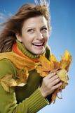 Vitalidade do outono Foto de Stock Royalty Free