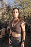 Vitalidade feminino orgânica Imagens de Stock Royalty Free