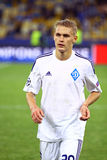 Vitaliy Buyalskiy of Dynamo Kyiv Royalty Free Stock Photography