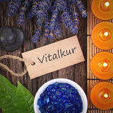 Vitalkur - Vital cure Stock Photography