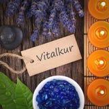 Vitalkur - Vital cure stock photography