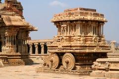 Vitalla temple Stock Photos