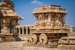 Vitalla temple Stock Photo