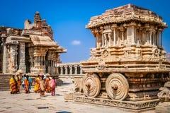 Vitalla temple Stock Image
