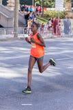Vitalyne Jemaiyo Kibii of Kenya Stock Images