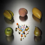 Vitamin Royalty Free Stock Photography