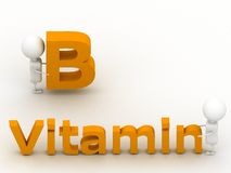 Vitamin B Royalty Free Stock Photos