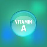 Vitamin A 02 B Stock Photos