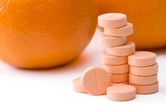 Vitamin C Stock Images