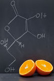 Vitamin C Royalty Free Stock Photo