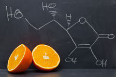 Vitamin C Royalty Free Stock Photos