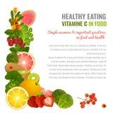 Vitamin C Image Stock Photography