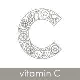 Vitamin C  Stock Photos