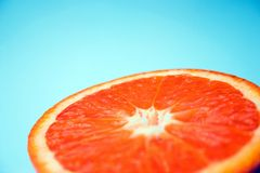 Vitamin C overdose Stock Photos