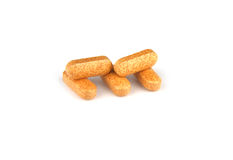 Vitamin C tablets Stock Photography