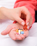 Vitamin Stock Photography