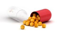 Vitamin concept Royalty Free Stock Photos