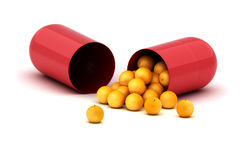 Vitamin concept Royalty Free Stock Photography