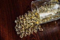 Vitamin D3 Fotografering för Bildbyråer