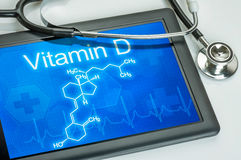 Vitamin D Royalty Free Stock Images