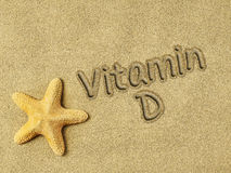 Vitamin D Stock Images