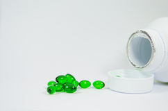Vitamin E royaltyfria foton