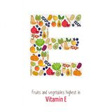 Vitamin E Royalty Free Stock Images