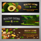 Vitamin E Image Royalty Free Stock Images