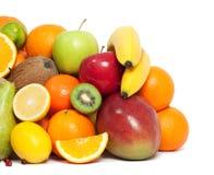 Vitamin Fruits Stock Photo