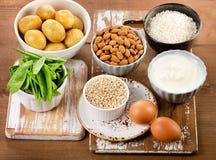 Vitamin K Rich Foods Arkivfoto