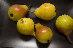Vitamin pears Stock Images
