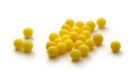 Vitamin pills Stock Image